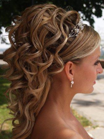 Лучшие идеи для свадебных причесок
