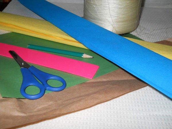 Оберточная бумага для цветов как завернуть 358