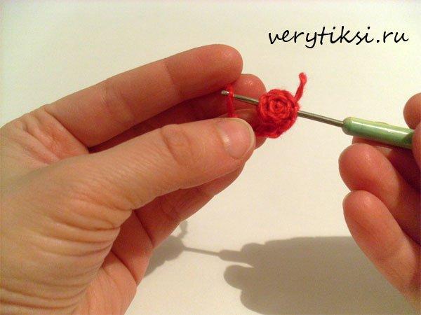 Валентинка своими руками фото